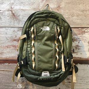 The North Face // Big Shot II hiking daypack